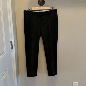 Banana Republic Black Hampton Pants